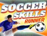 Corredor Habilidades de Futebol