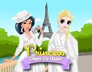 Jantar da Princesa En Blanc
