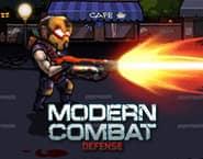 Combate de Defesa Moderno