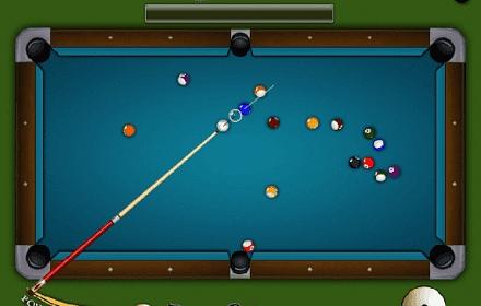 Papa Jogos Sinuca Billiards