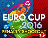 Euro Cup 2016 Tiros de Pênalti