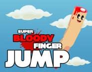 Super Dedo Sangrendo Jump