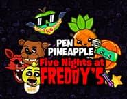 Pen Pineapple Cinco Noites com o Freddy