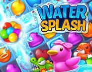 Splash de Água