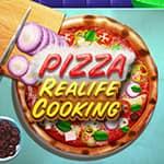 Assando Pizza na Vida Real