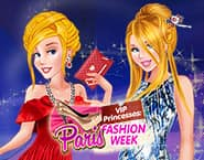 Princesas VIP: Semana Fashion de Paris