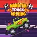 Dirigindo um Caminhão Monstro