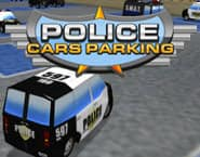 Police Cars Parking