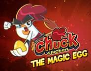 Galinha Chuck o Ovo Mágico