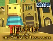 Kogama: Harry Potter e o Castelo de Hogwarts