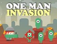 Invasão de Um Homem