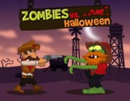 Zumbis vs Halloween