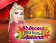 Princesa Urbana Roupas de Outono