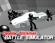 Counter Stickman Battle