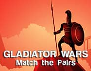 Gladiator Wars: Match the Pairs