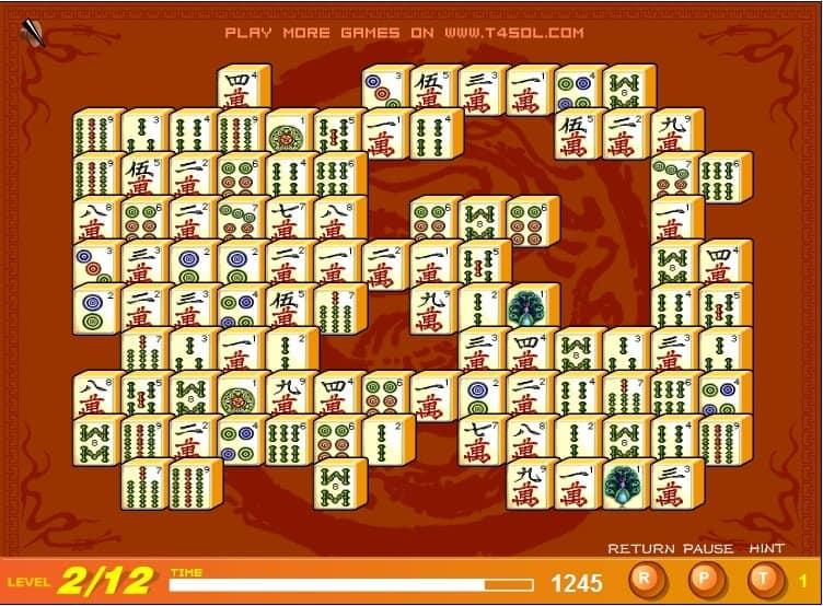 Mahjong Connect Flash Games