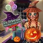 Princesa do Gelo Fantasias de Halloween