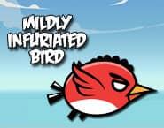 Pássaro Bastante Enfurecido