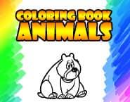 Livro de Colorir - Animais