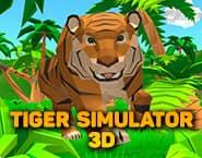 Simulador de Tigre 3D