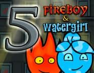Menino de Fogo e Garota de Água 5: Elementos