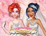 Vestidos Luxuosos de Casamento