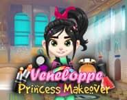 Vanellope Transformação de Princesa