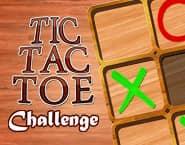 Tic Tac Toe Challenge
