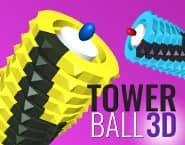 Bola na Torre 3D