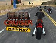 Cruzador de Estradas na Moto