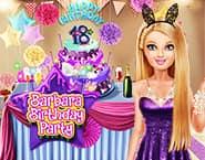 A Festa de Aniversário de Bárbara
