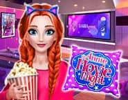 A Noite de Filmes de Annie
