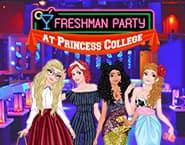 Festa na Escola de Princesas