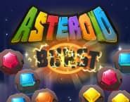 Explosão do Asteroide