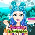 Penteados Coachella