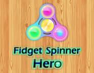 Herói Fidget Spinner