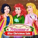Princesas Depois das Ofertas de Natal