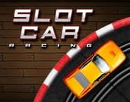 Corrida de Carros de Slot