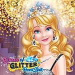 O Baile da Rainha do Glitter