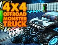4x4 Caminhões Monstros Offroad