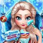Transformação de Ano Novo da Rainha do Gelo