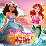Princesas do Oceano, é Hora da Festa