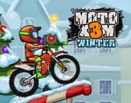 Moto X3M Inverno