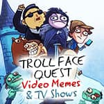 Jornada do Trollface: Videos de Memes e Shows de TV