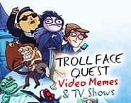 Jornada do Trollface: Videos de Memes e Shows de TV